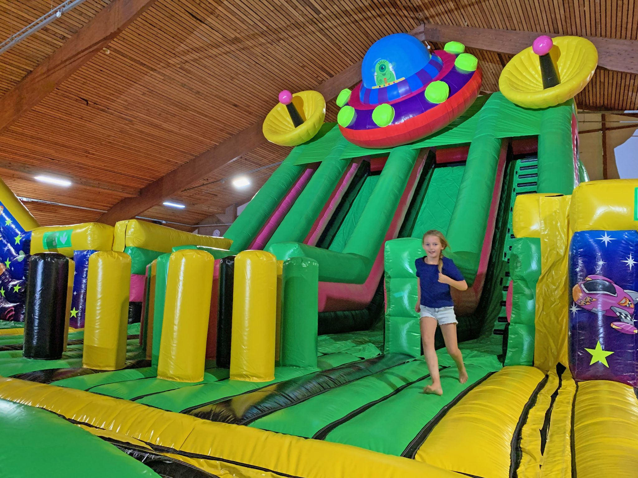 Inflatable indoor Park producent