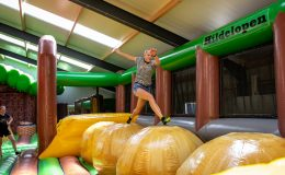 Inflatable Park Mega Balls - Jump Factory